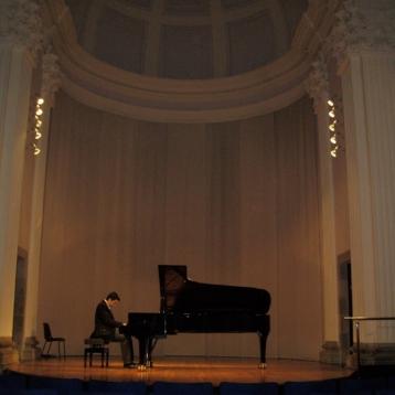 Recital piano solo - Auditorio Josep Viader, Girona